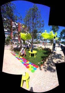 Grupo de Trabajo de Arquitectura, Infancia y Juventud del COAM Renoce Oasis Kids 1