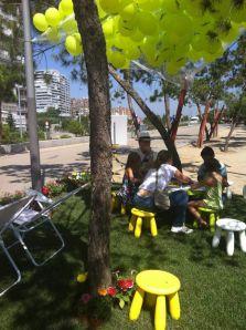 Grupo de Trabajo de Arquitectura, Infancia y Juventud del COAM Renoce Oasis Kids 7