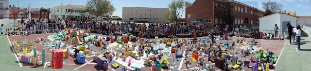 la ciudad de los 800 niños